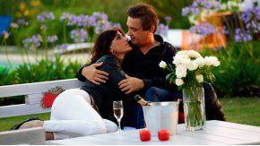 Milone y Artaza, muy enamorados, darán el sí
