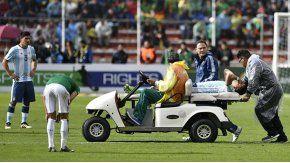 Funes Mori se perderá el resto de la temporada por la lesión en la rodilla