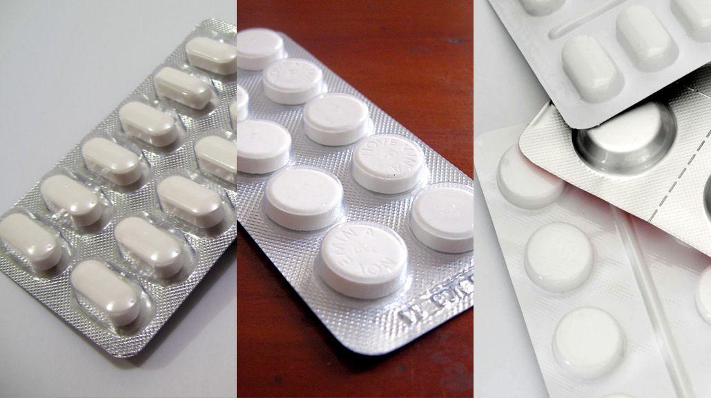 ¿Aspirina, paracetamol o ibuprofeno? El uso, abuso y los riegos
