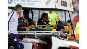 El volante, acosado por las lesiones