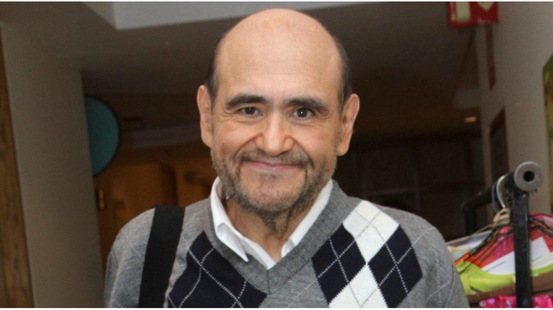 Edgar Viva contó que padece Alzheimer
