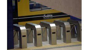 Metrodelegados paran el subte de 5 a 7