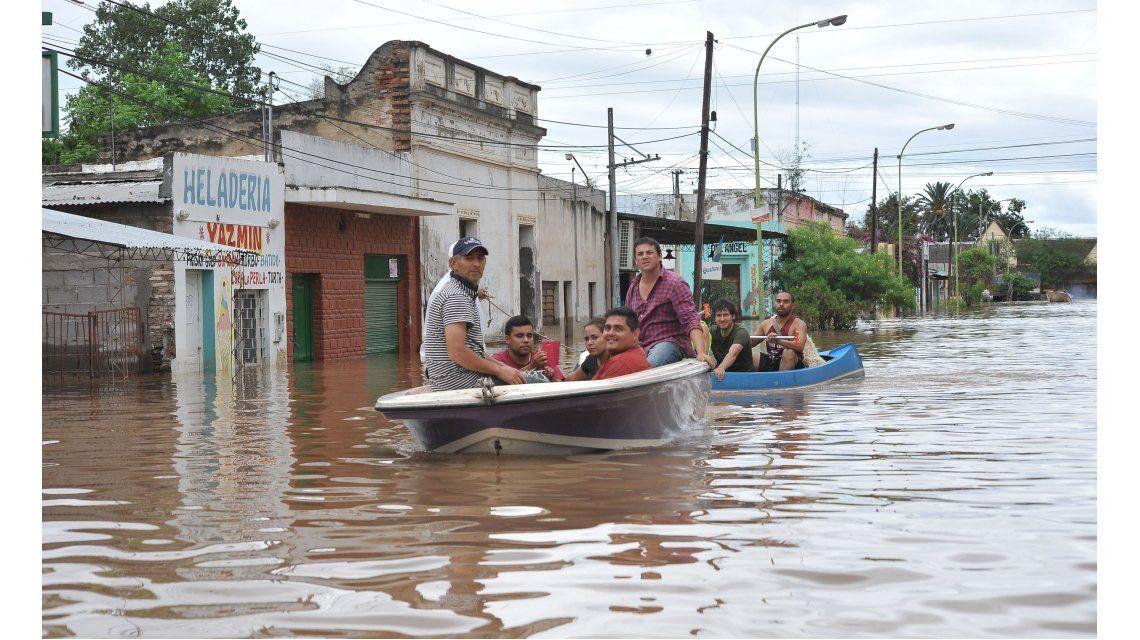 Dónde y qué donar para los afectados por las inundaciones