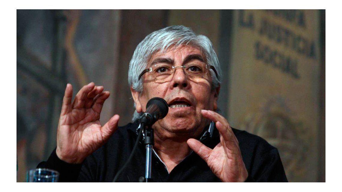 Hugo Moyano habló sobre el paro del 6 de abril