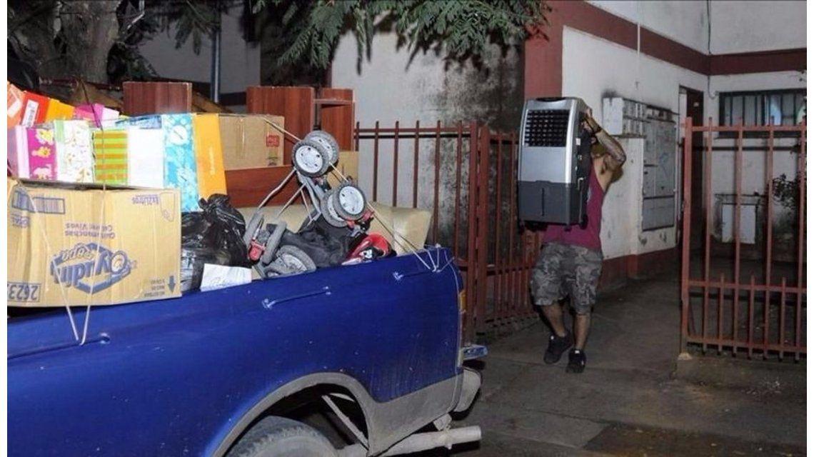 Les remataron la vivienda por una deuda de 300 pesos
