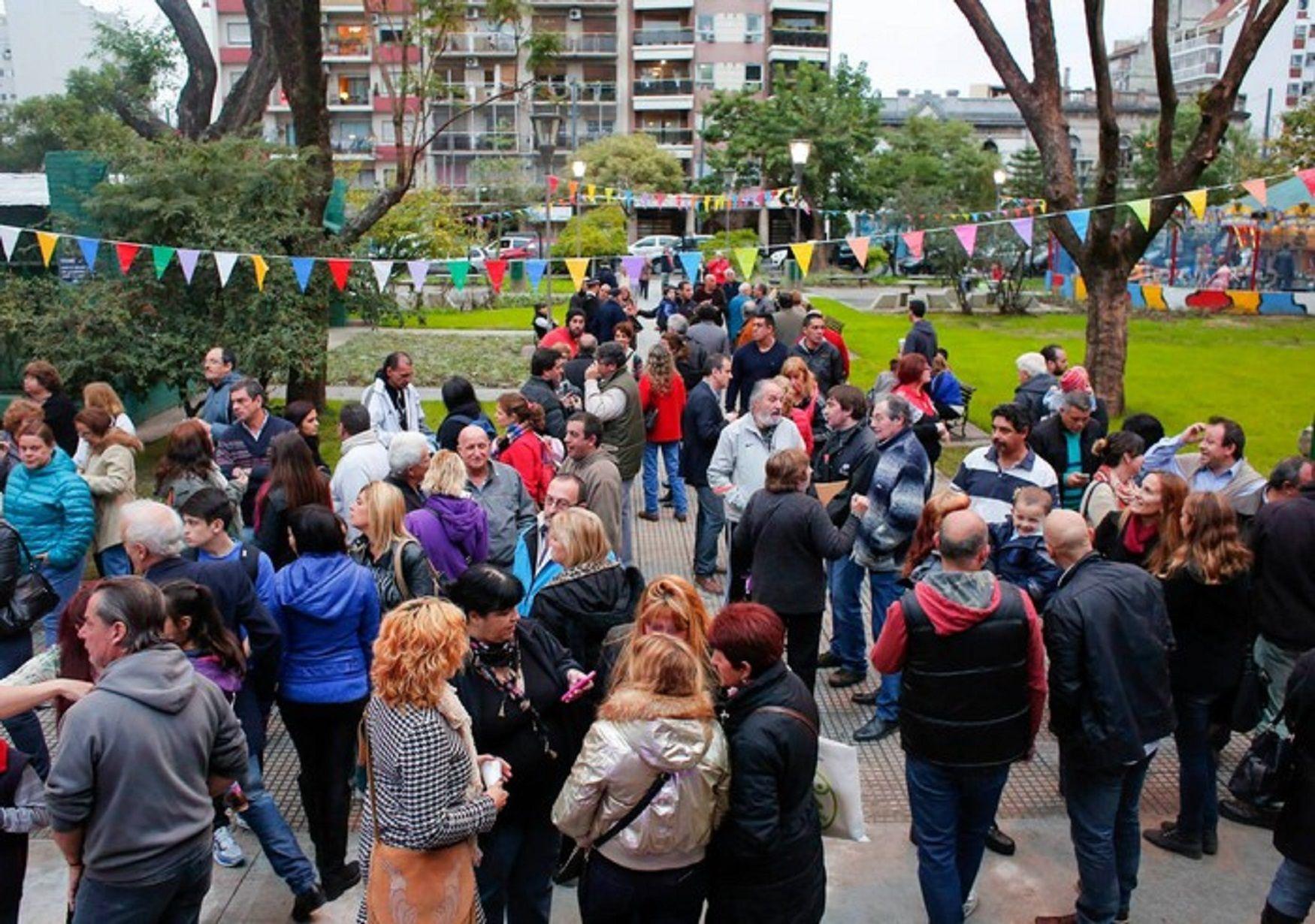 Los vecinos de la Ciudad podrán proponer obras en sus barrios