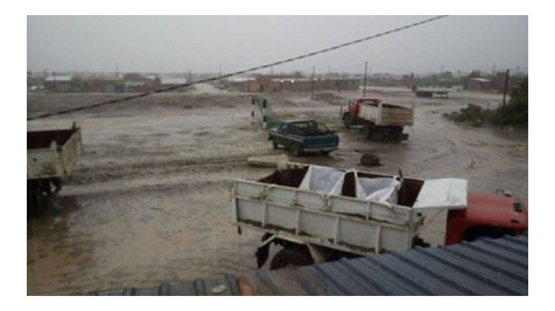Más de 2 mil casas fueron destruidas por las inundaciones en Comodoro Rivadavia