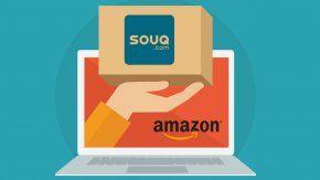 Amazon compró Souq, la tienda líder de comercio electrónico en Medio Oriente
