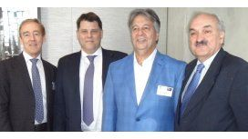 La Cámara de Comercio e Industria Argentino Australiana.