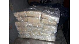 Encontraron casi 15 kilos de marihuana en una iglesia - Crédito:@impactorioja