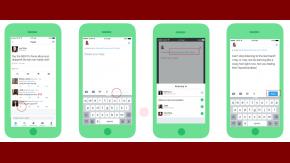 Twitter dejará de contar los nombres de usuarios en sus mensajes de 140 caracteres