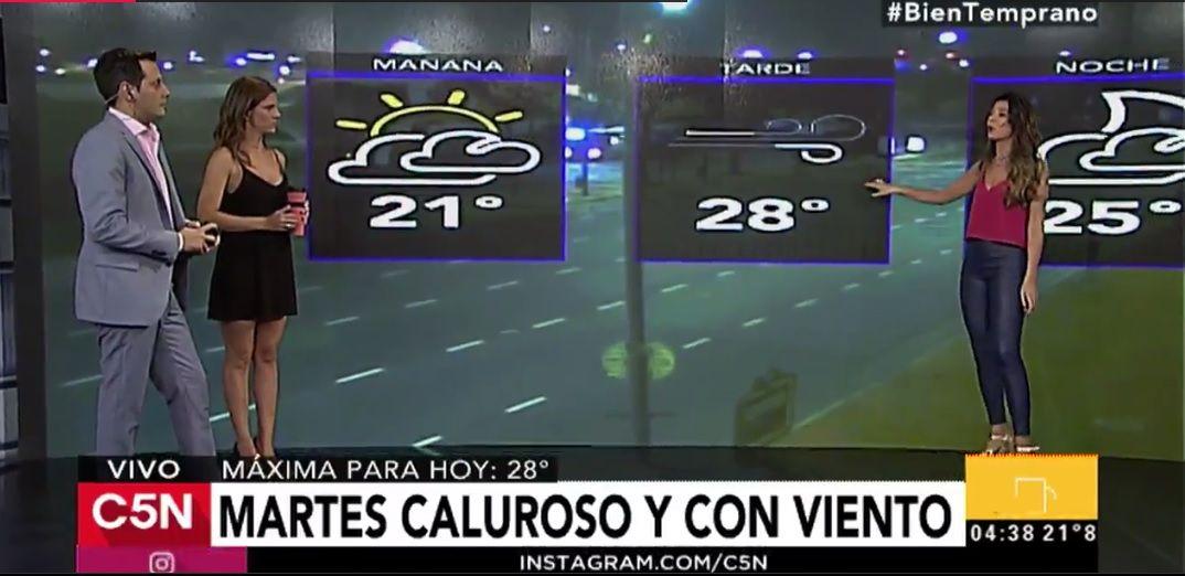 Pronóstico del tiempo del martes 28 de marzo de 2017