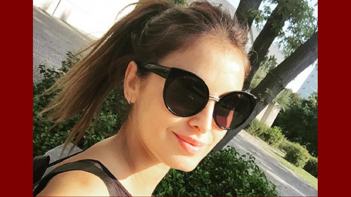 Silvina Luna debió viajar de urgencia a Buenos Aires por un cálculo renal