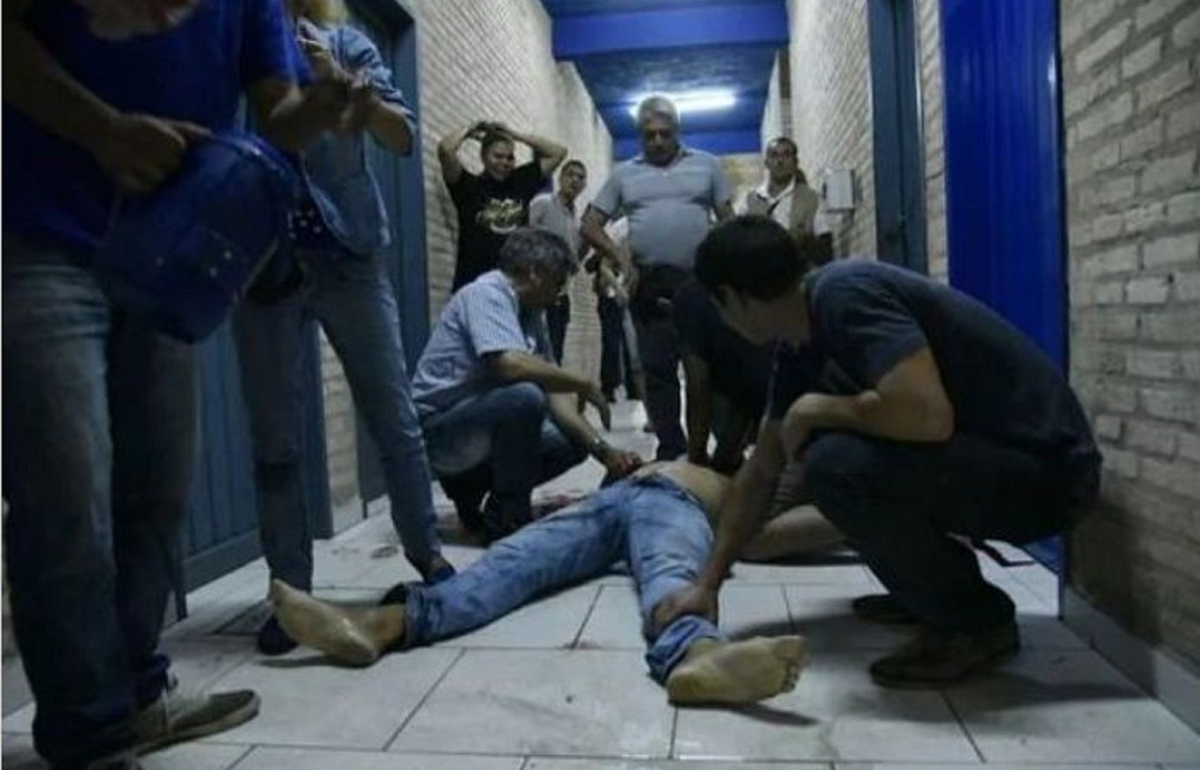 La policía mata a un joven militante opositor en Paraguay
