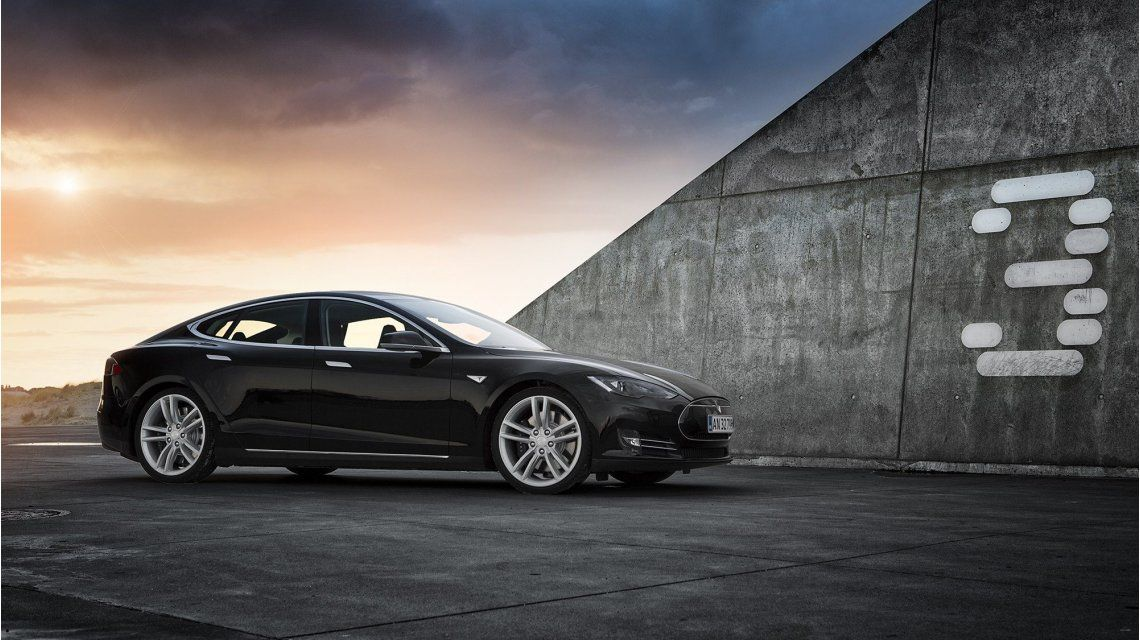 El Model 3 y su imponente diseño