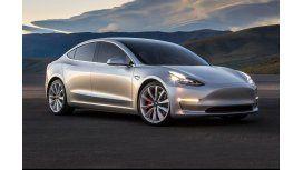 El Model 3 de Tesla