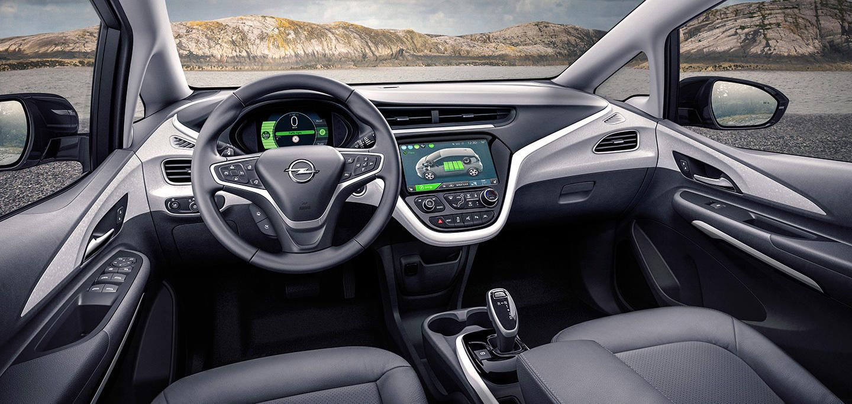 El interior del Model 3 de Tesla