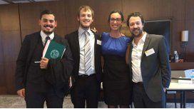Estudiantes de la UBA le ganaron a Harvard en una competencia