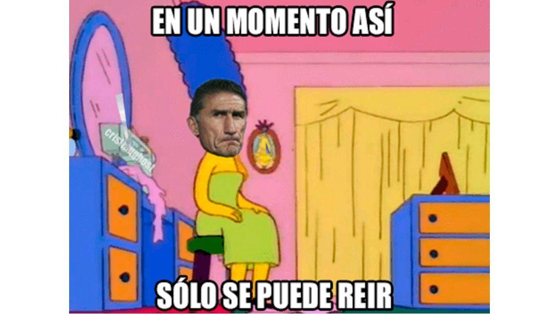 Los memes por la derrota de Argentina ante Bolivia