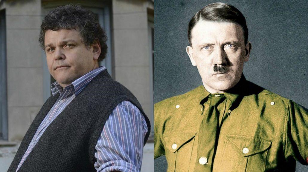 Alfredo Casero: Si ves que le pegan a Hitler