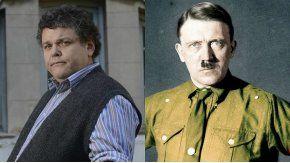 Alfredo Casero: Si ves que le pegan a Hitler, hay que parar la pelea