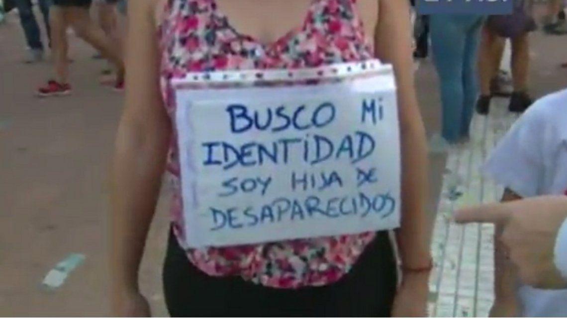 Estela de Carlotto habló en vivo con una mujer que busca su identidad
