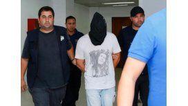 Lucas Gómez, el acusado del crimen de Florencia Di Marco