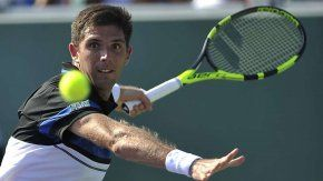 Delbonis pasó a la tercera ronda del Masters 1000 de Miami