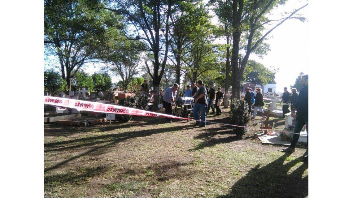 Mar del Plata: la tumba del menor mutilado estaba vacía