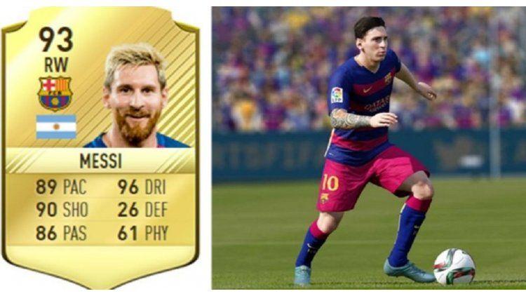 El Papu Gómez superó a Messi en el FIFA 17