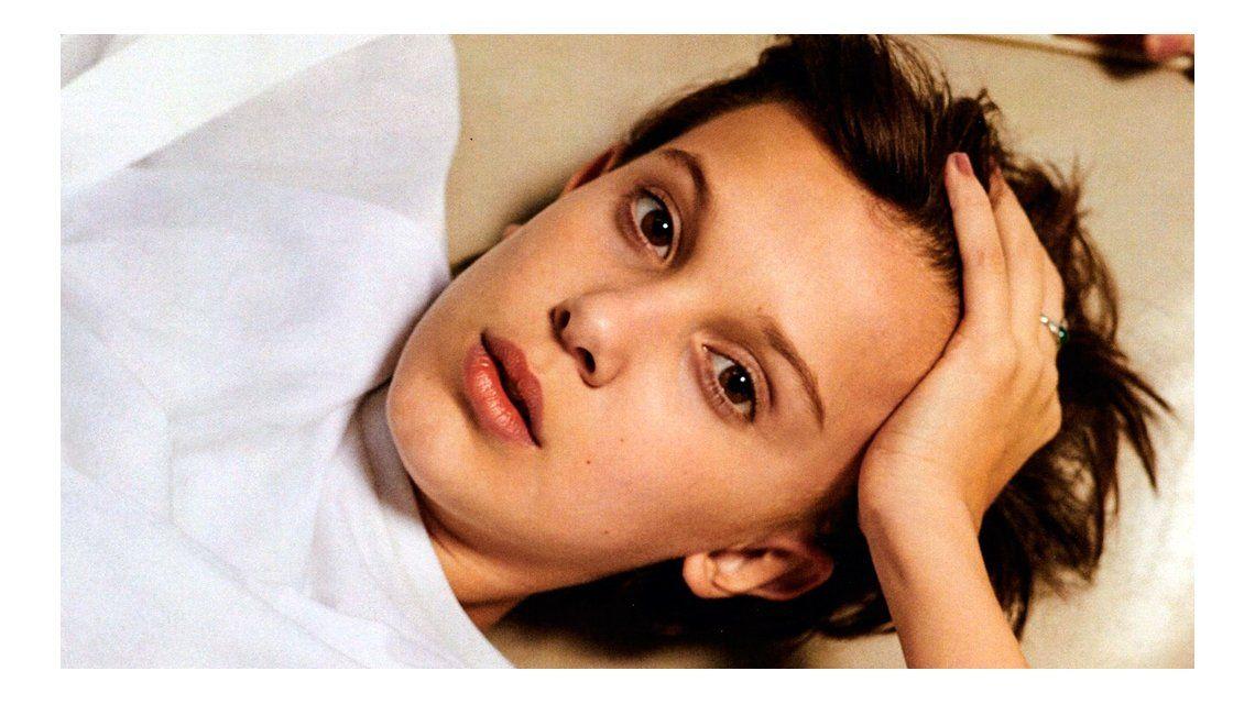 Millie Bobby Brown tiene tan solo 13 años