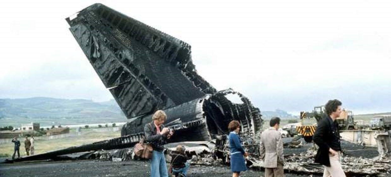 Se cumplen 40 años del mayor accidente aéreo de la historia