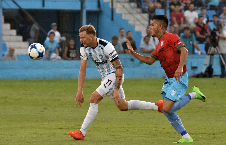 Temperley se lo empató a Atlético Tucumán