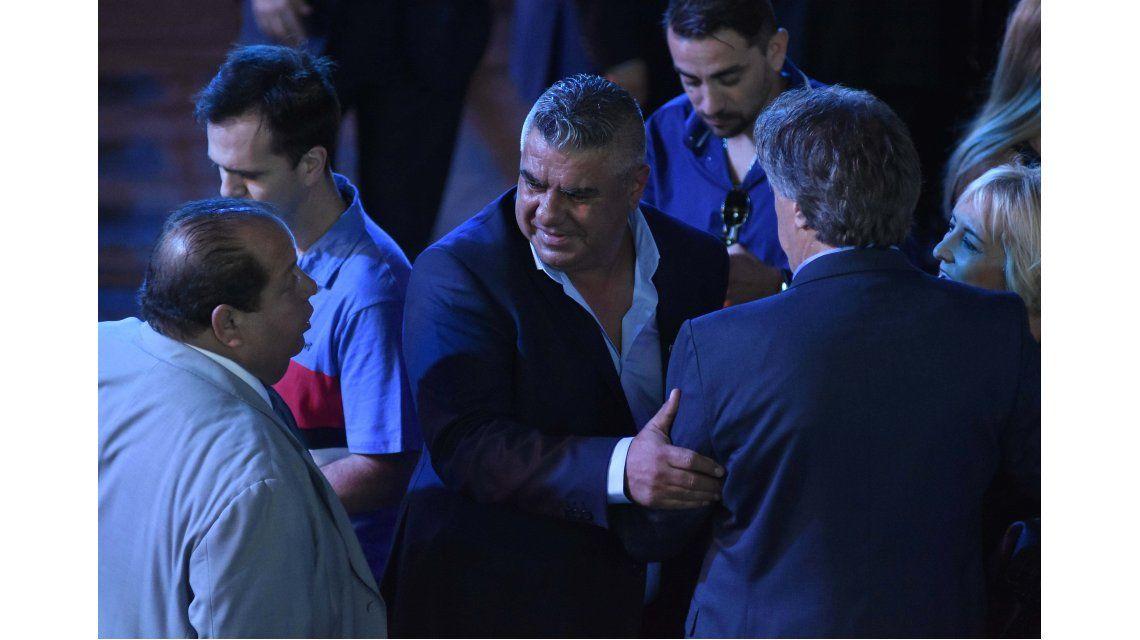 En medio del caos, Chiqui Tapia fue elegido presidente de AFA