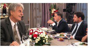 Raúl Rizzo discutió con Nicolás Winazki en la mesa de Mirtha