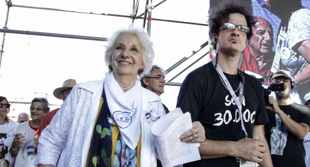 Estela de Carlotto: No tenemos partido político