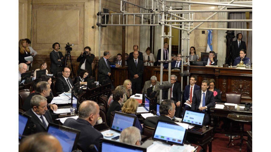 El Senado empieza a debatir un nuevo régimen de excarcelaciones