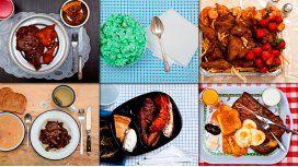 Estas son las comidas que 12 presos eligieron antes de morir