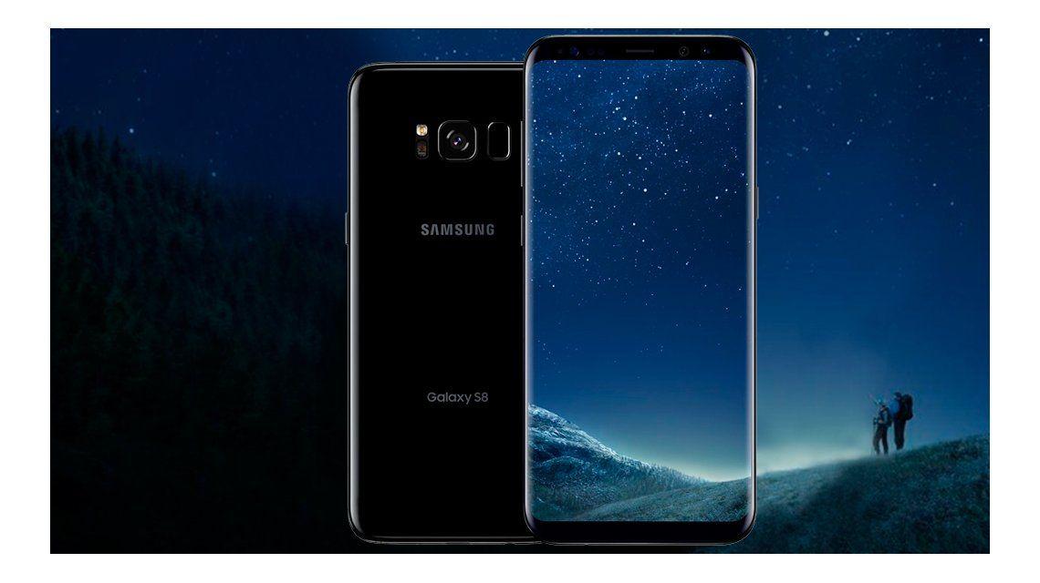 El nuevo Samsung Galaxy S8