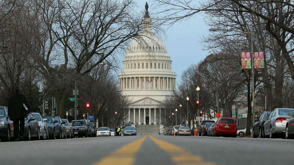 Se tiroteos en el Capitolio
