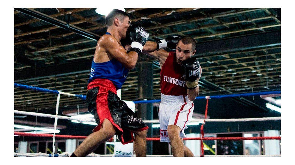 Mirá los resultados de la tercera fecha de la Liga Metropolitana de Boxeo