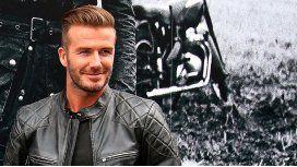 Beckham se transformó para su papel