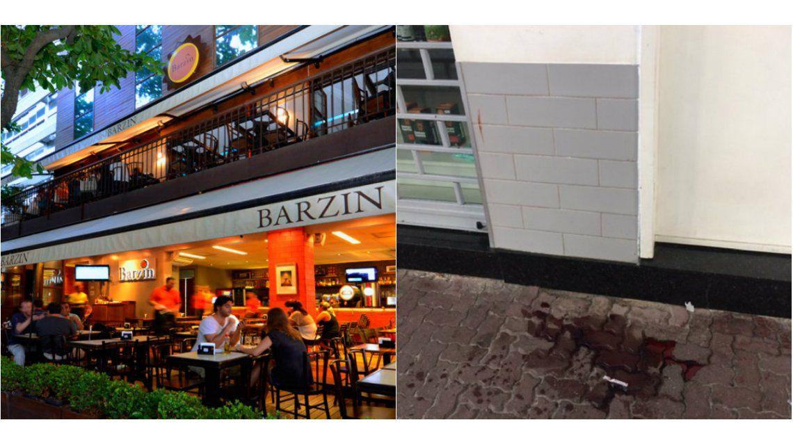 El bar Barzin Río Live
