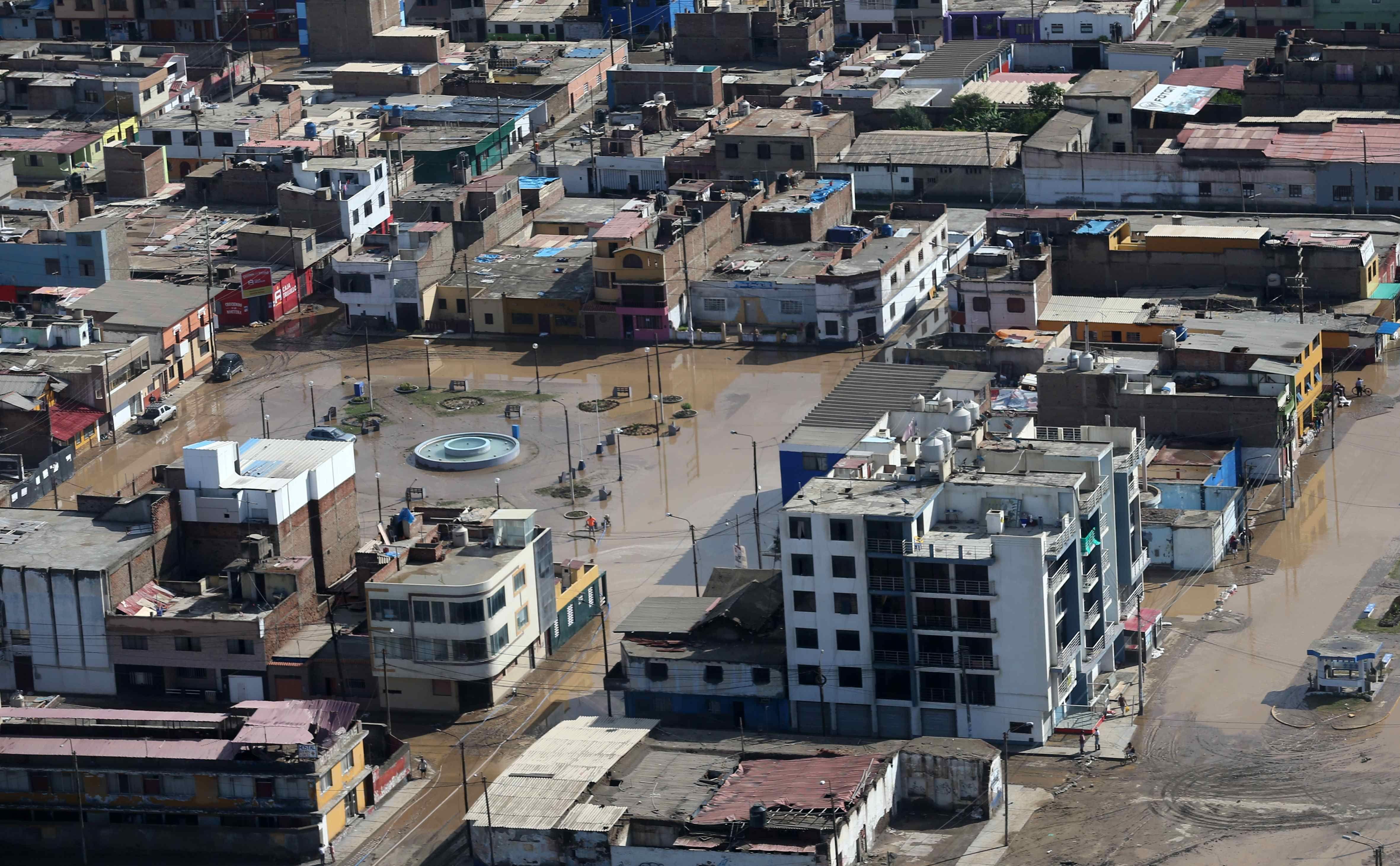 Las lluvias en Perú dejaron al menos 78 muertos