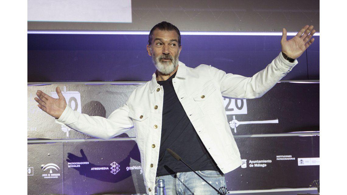 El estado de salud de Antonio Banderas preocupó en enero al mundo del espectáculo