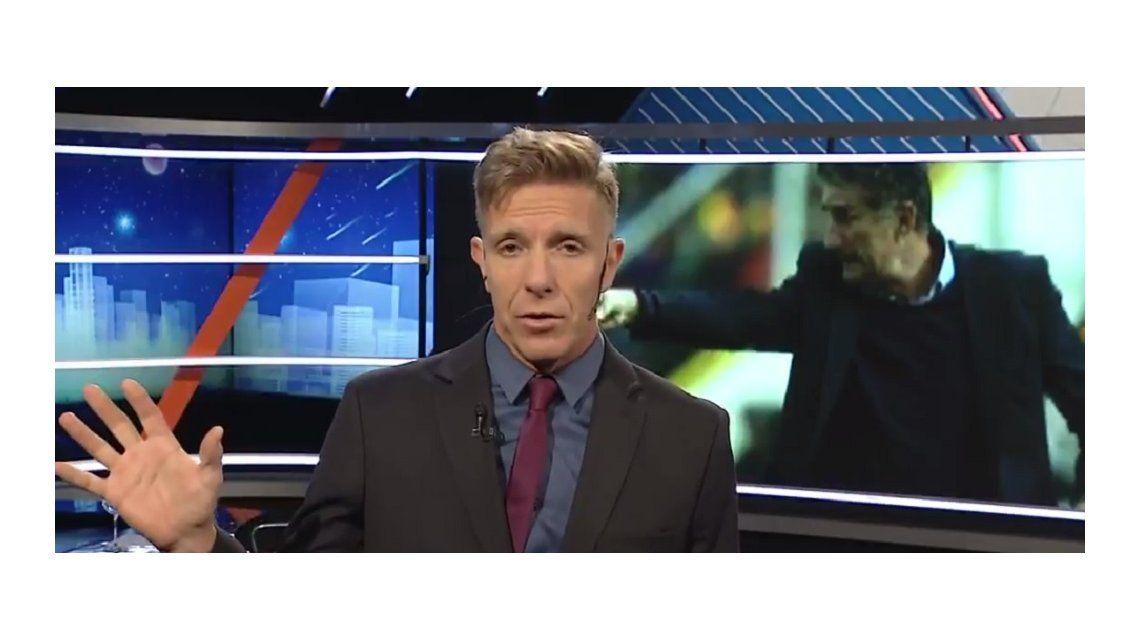 Alejandro Fantino criticó con dureza a Bauza