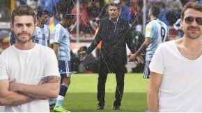 La bronca de los famosos por la derrota argentina con Bolivia