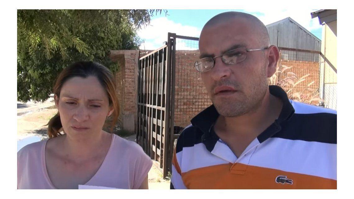 La mamá de la nena asesinada en San Luis: Tenía una bestia en mi casa