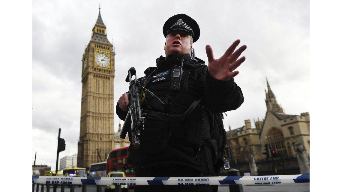 Hubo cuatro muertos en un doble atentado en Londres