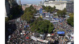 A 41 años del golpe militar, celebraron el Día de la Memoria